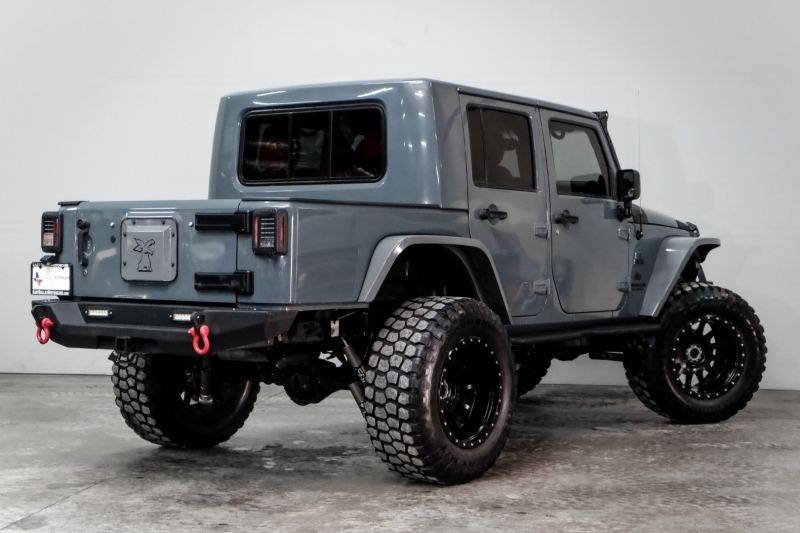 Jeep Wrangler Unlimited 2014 price $34,995