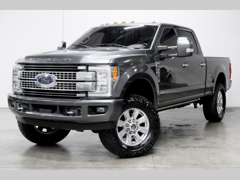 Ford Super Duty F-250 SRW 2017 price $58,993