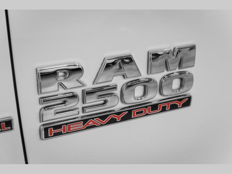 RAM 2500 2017 price $35,191