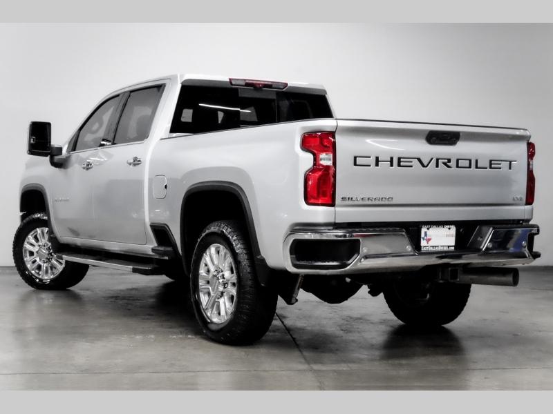 Chevrolet Silverado 2500HD 2020 price $61,491