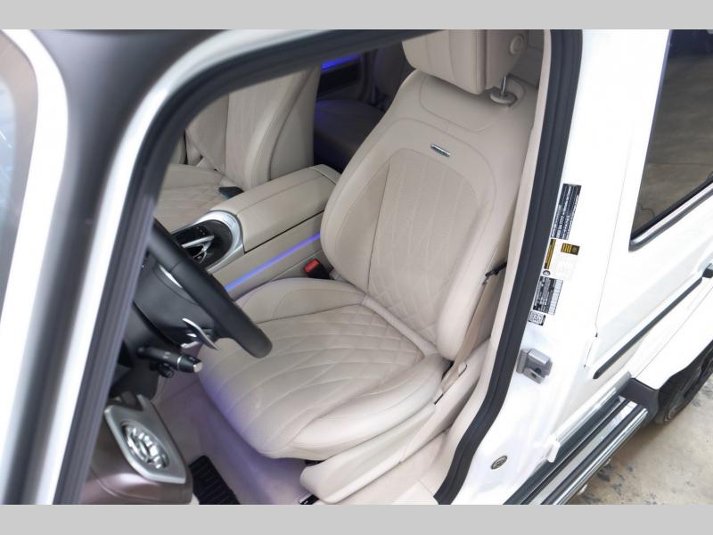 Mercedes-Benz G-Class 2019 price $187,992