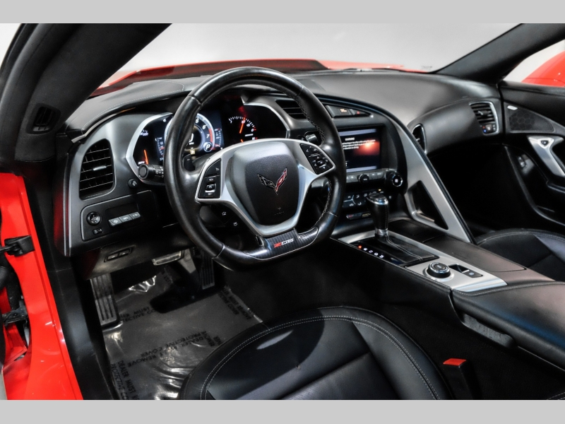 Chevrolet Corvette 2016 price $63,992