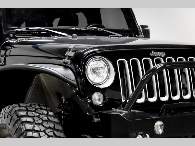 Jeep Wrangler Unlimited 2017 price $33,991