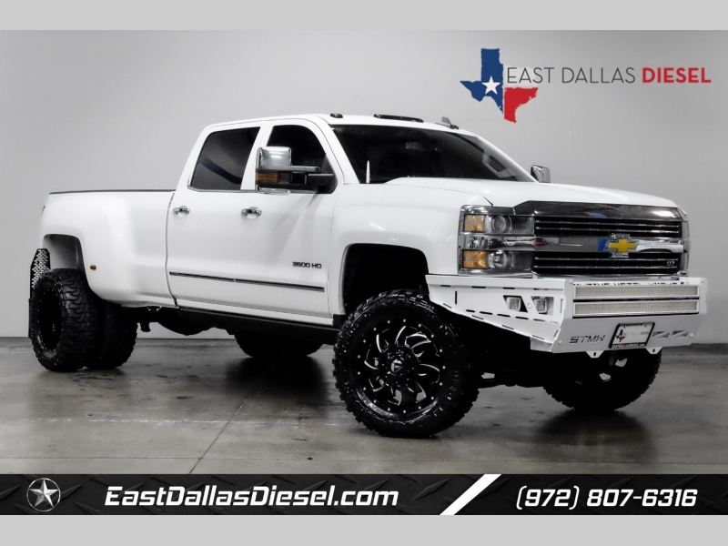 Chevrolet Silverado 3500HD Built After Aug 14 2015 price $47,991
