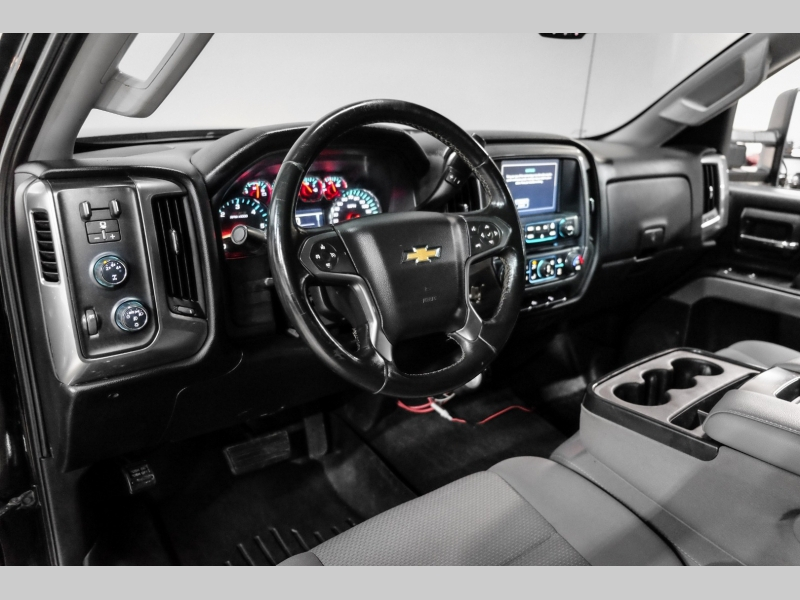 Chevrolet Silverado 2500HD 2016 price $33,991
