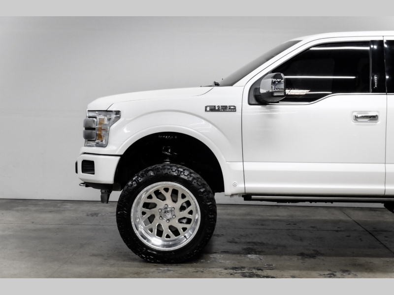Ford F-150 2018 price $54,991