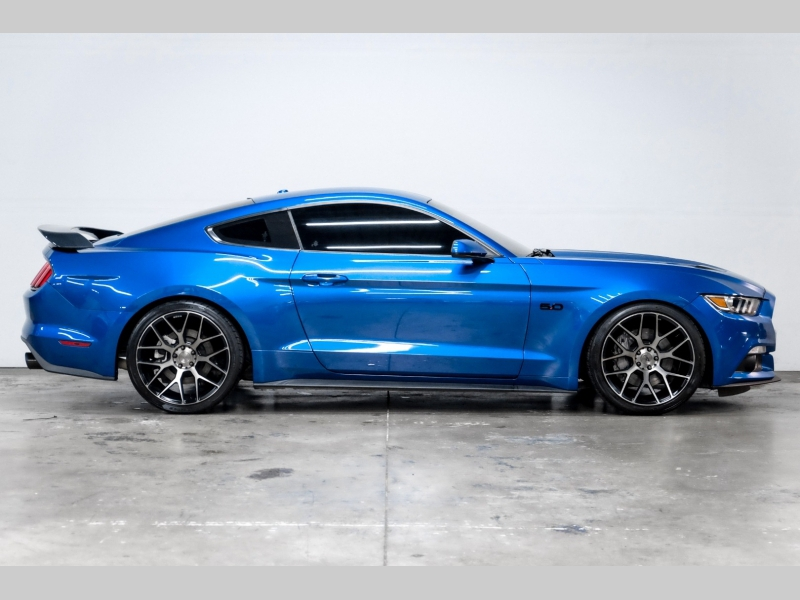 Ford Mustang 2017 price $34,991