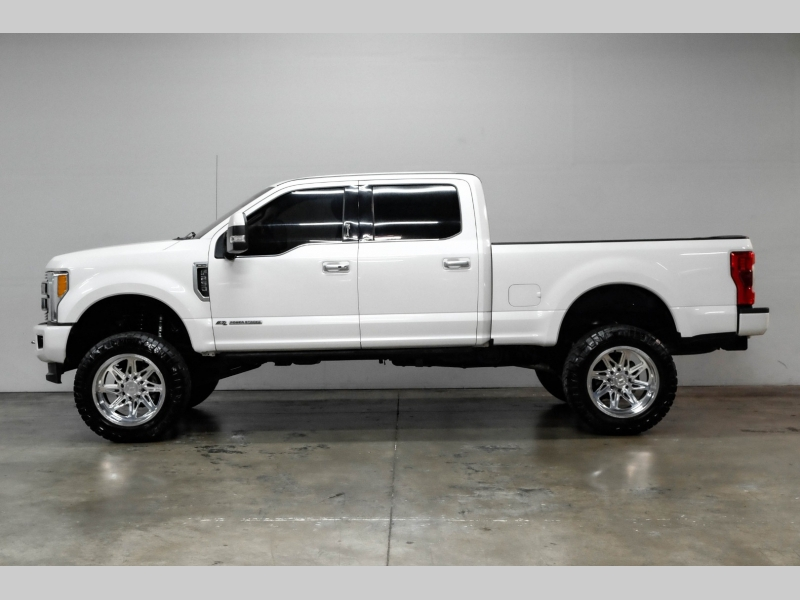 Ford Super Duty F-250 SRW 2018 price $69,991