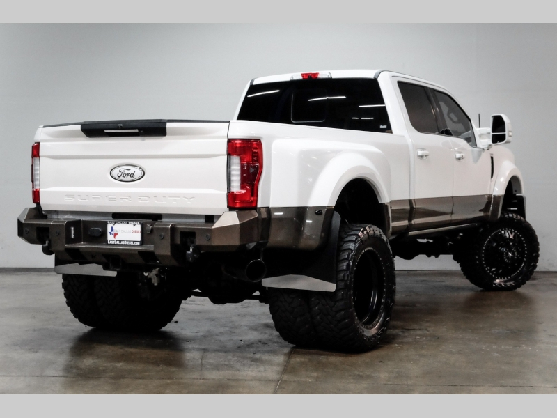 Ford Super Duty F-450 DRW 2017 price $92,991