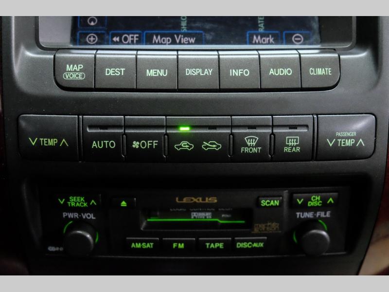Lexus GX 470 2008 price $16,891