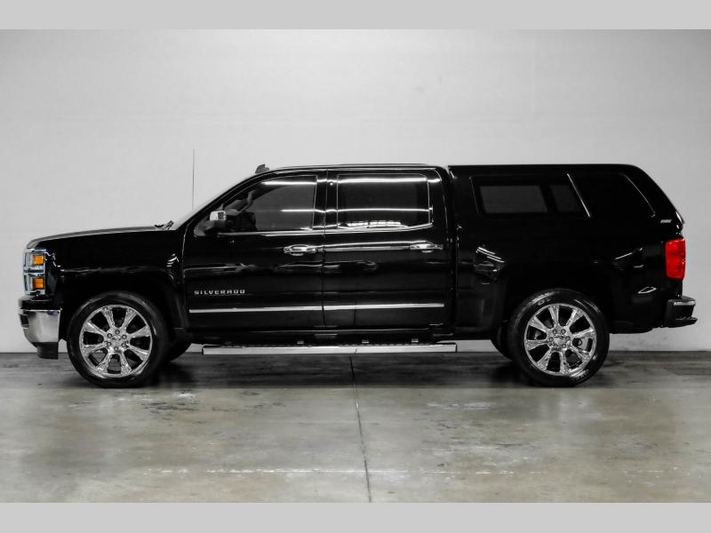 Chevrolet Silverado 1500 2014 price $27,992
