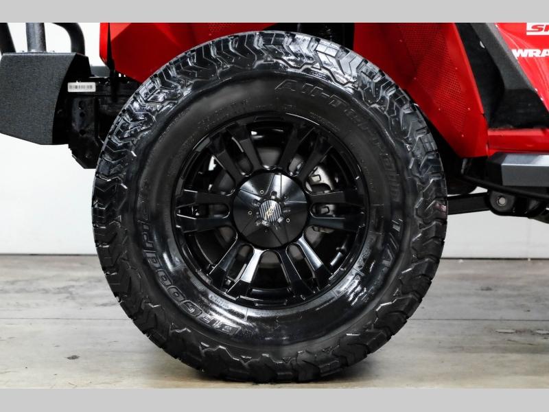Jeep Wrangler 2011 price $22,991