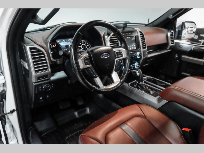 Ford F-150 2018 price $49,991