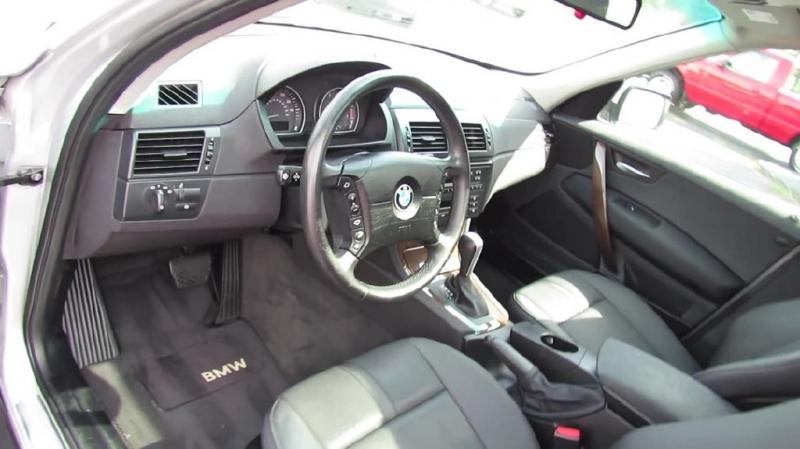 BMW X3 2006 price $6,995