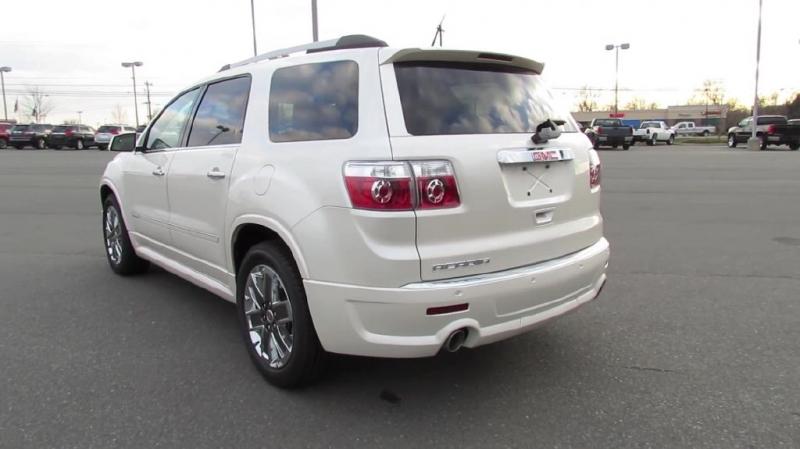 GMC ACADIA 2012 price $19,999