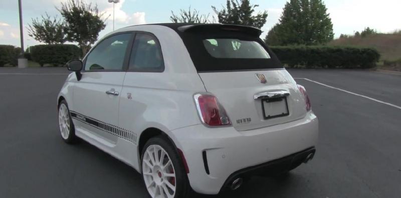 FIAT 500 2013 price $13,070