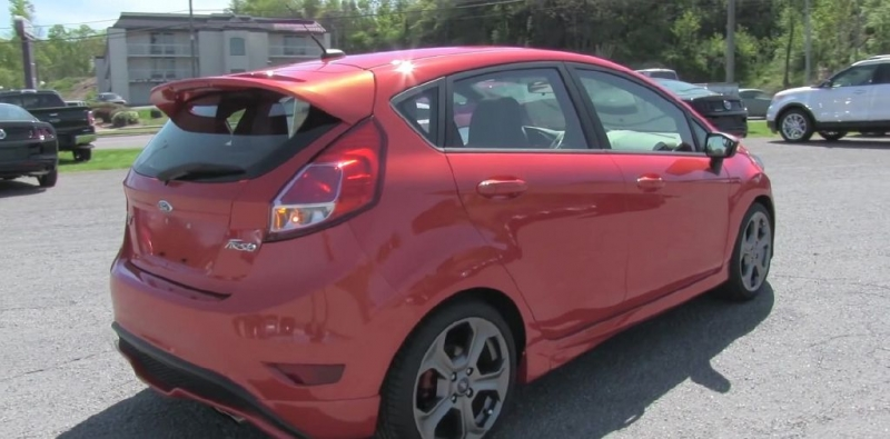 FORD FIESTA 2014 price $10,874