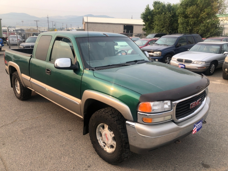 GMC New Sierra 1500 2000 price $3,998