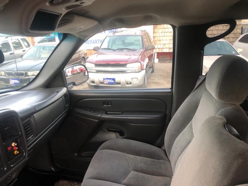Chevrolet Silverado 1500 2006 price $8,999