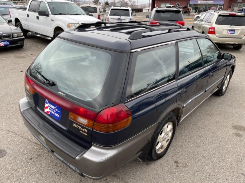 Subaru Legacy Wagon 1999 price $2,788