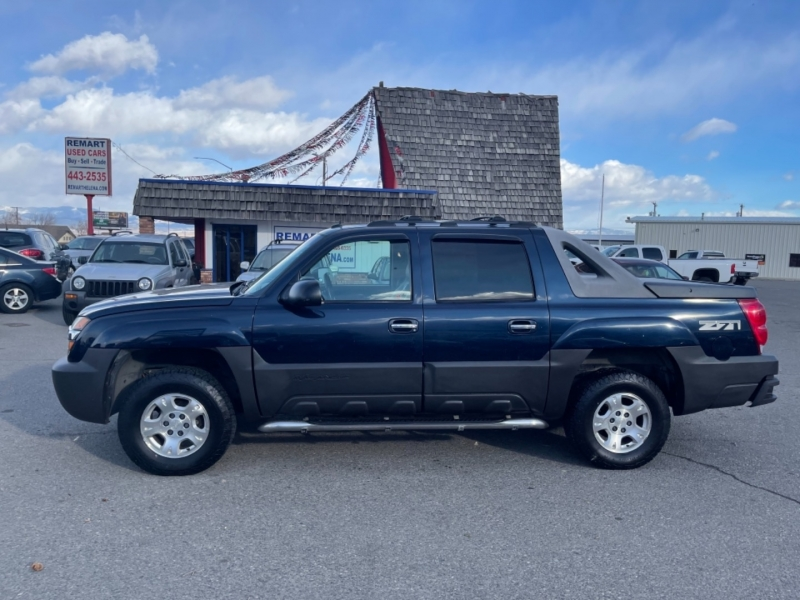 Chevrolet Avalanche 2004 price $6,495