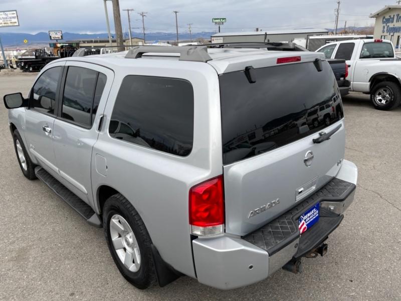 Nissan Armada 2006 price $3,999