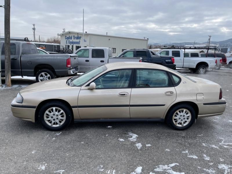 Chevrolet Impala 2004 price $3,999