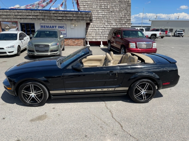 Ford Mustang 2007 price $6,999