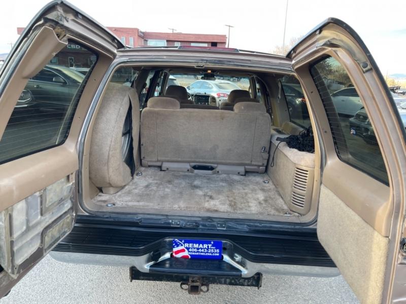 Chevrolet Suburban 1995 price $4,999