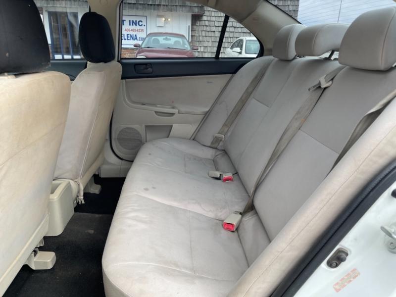 Mitsubishi Lancer 2008 price $3,999