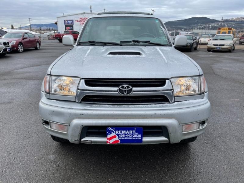 Toyota 4Runner 2001 price $3,999