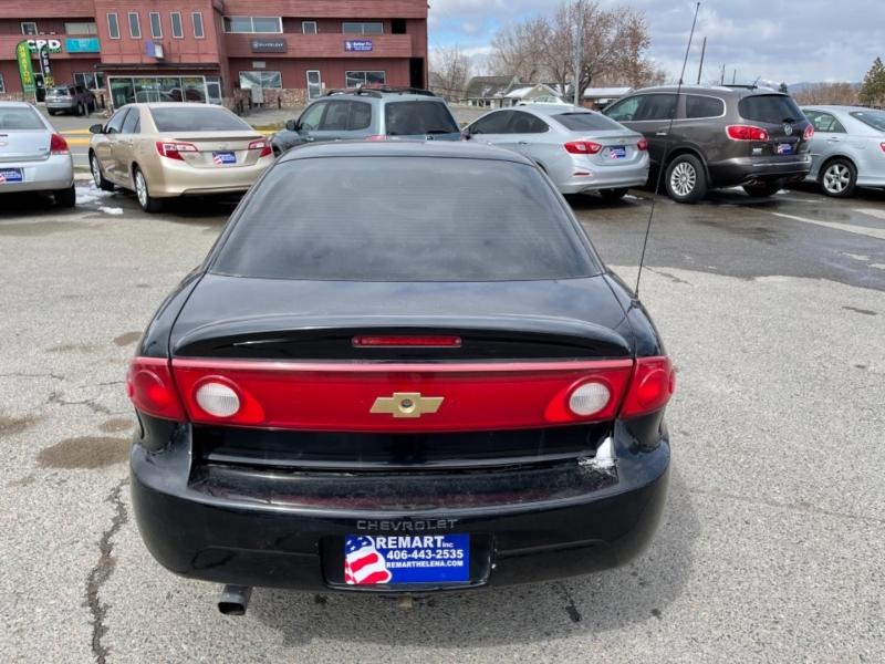 Chevrolet Cavalier 2005 price $2,788