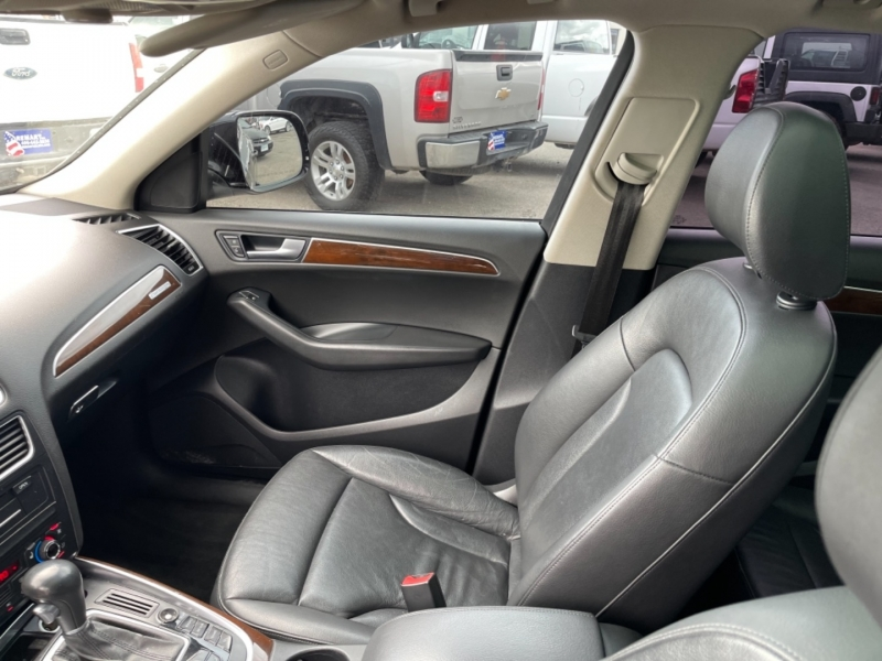 Audi Q5 2012 price $14,999