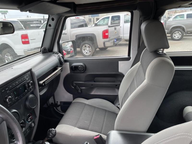 Jeep Wrangler 2007 price $12,999