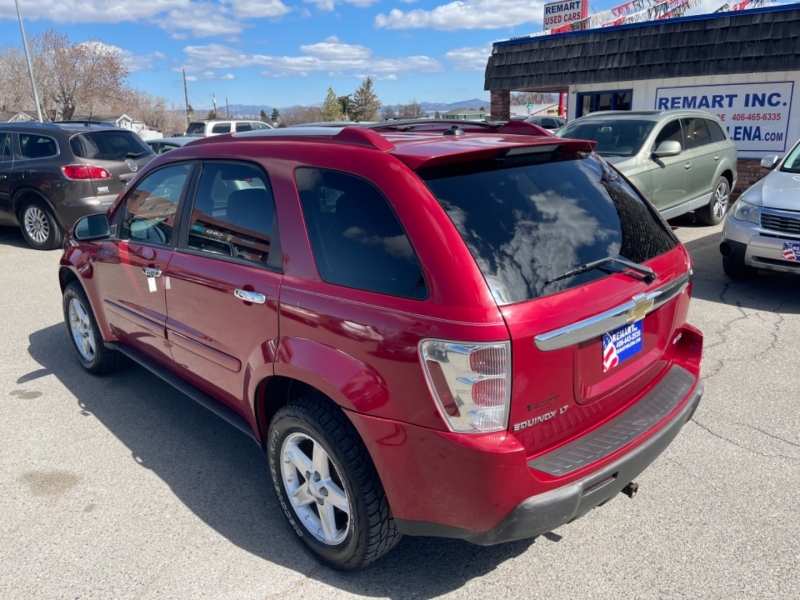 Chevrolet Equinox 2005 price $5,999