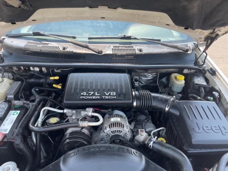 Jeep Grand Cherokee 2000 price $3,999