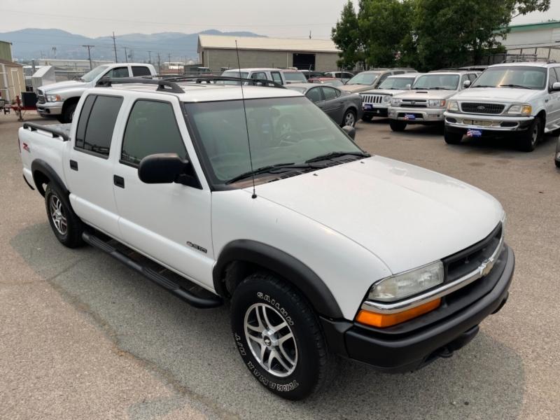 Chevrolet S-10 2003 price $5,999