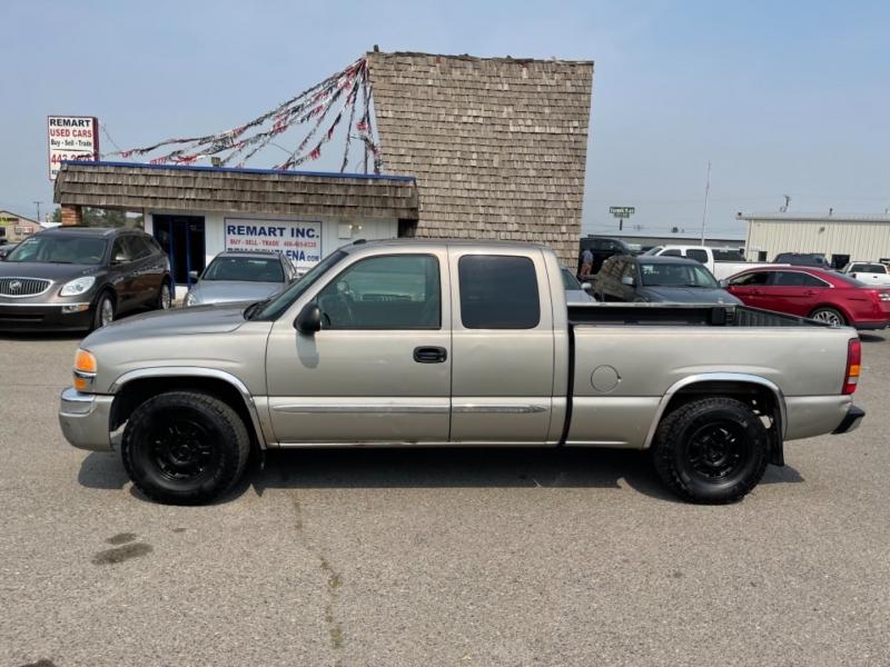GMC Sierra 1500 2003 price $5,995