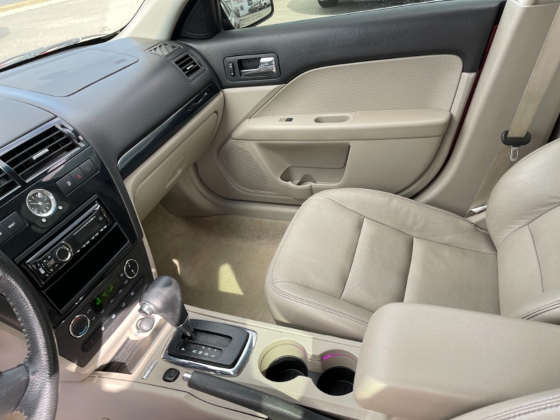 Ford Fusion 2009 price $6,999