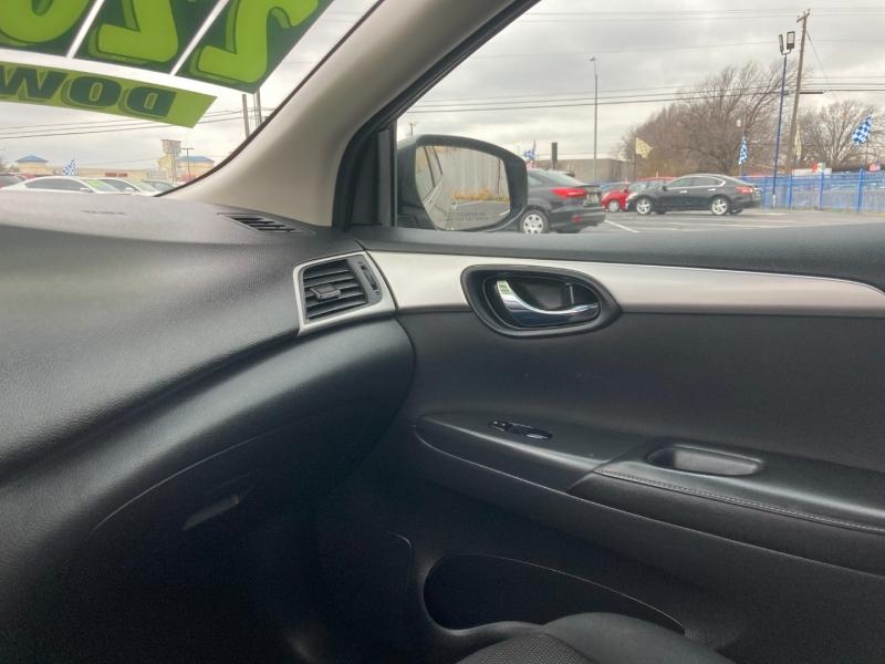 Nissan Sentra 2017 price $2,200