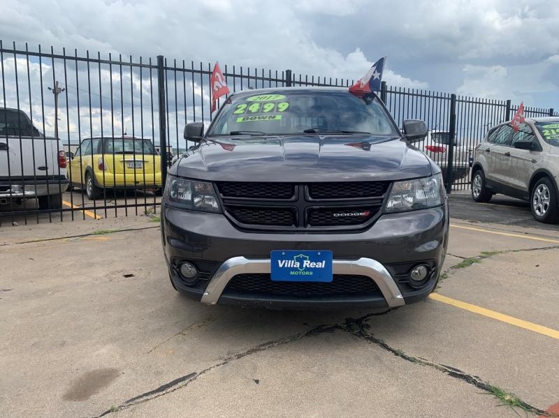 Dodge Journey 2017 price $2,500