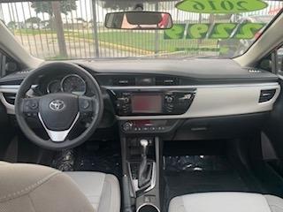 Toyota Corolla 2016 price $2,300