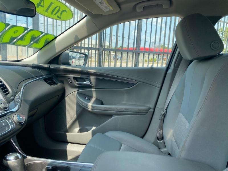 Chevrolet Impala 2014 price $2,300