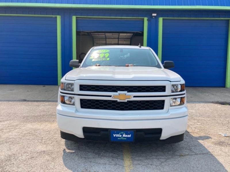 Chevrolet Silverado 1500 2015 price $3,000