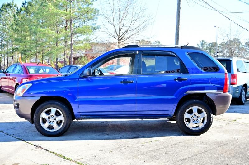 Kia SPORTAGE 2008 price $5,950