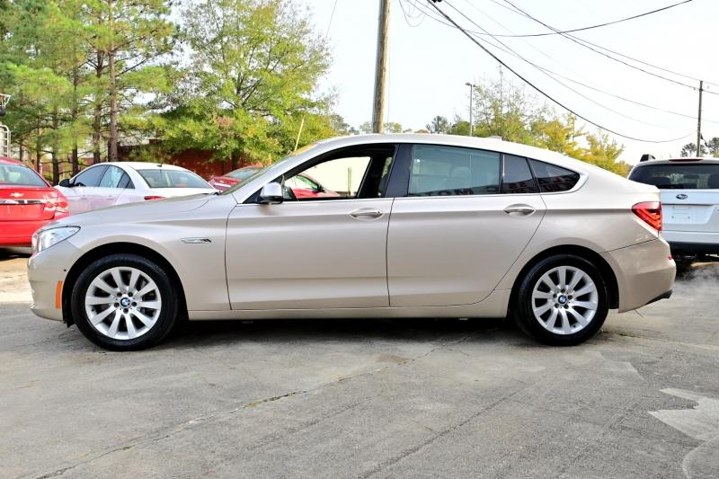 BMW 5 Series Gran Turismo 2010 price $10,850