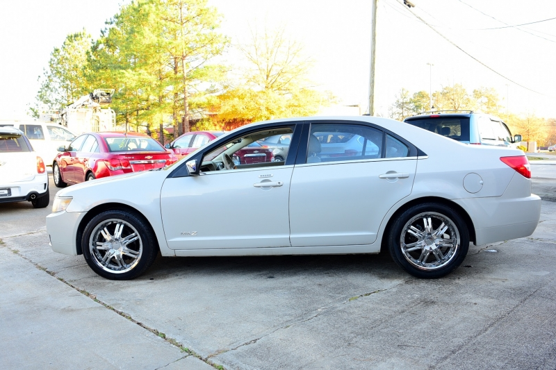 Lincoln MKZ 2007 price $3,950