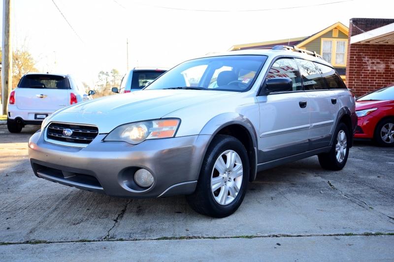 Subaru Outback 2005 price $4,950