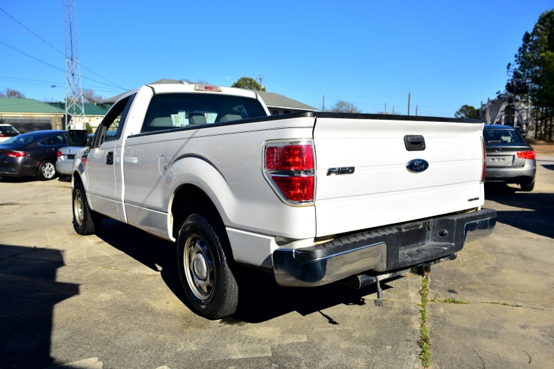 Ford F-150 2012 price $7,650