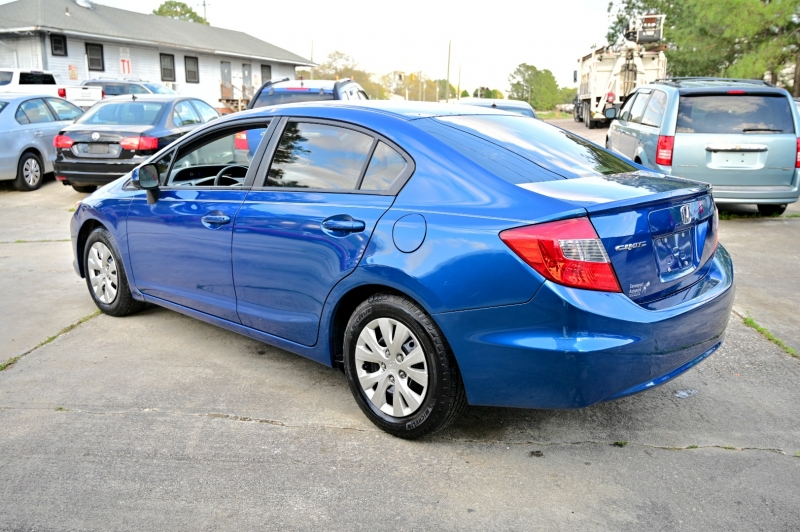 Honda Civic Sdn 2012 price $4,950